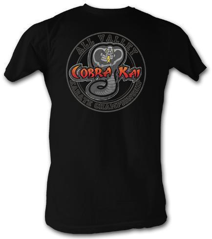 Karate Kid - All Valley Cobra Kai Camiseta
