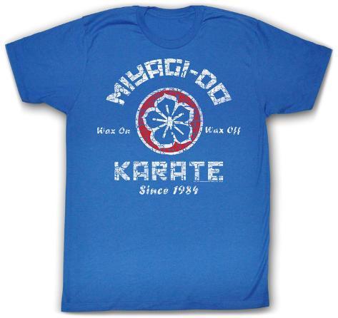 Karate Kid - New Mdk Camiseta