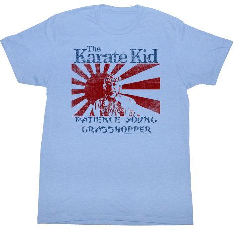 Karate Kid - Patience T-Shirt