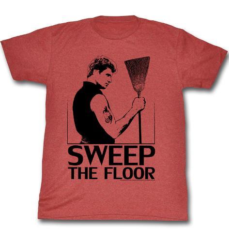 Karate Kid - Sweep Camiseta