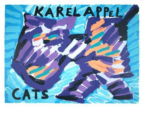 Cats Collectable Print