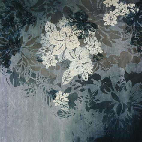 Bloom in Blue Giclee Print