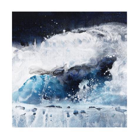 Crashing Waves I Giclee Print