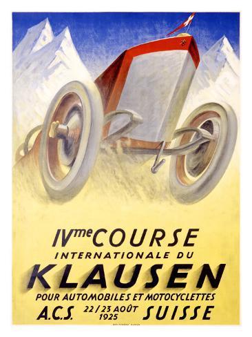 Klausen Giclee Print