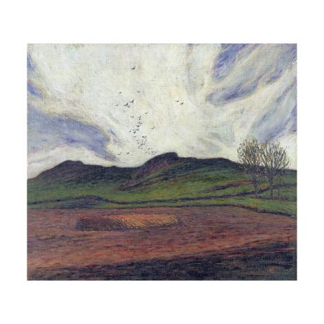 Storm Clouds, 1893 Giclee Print