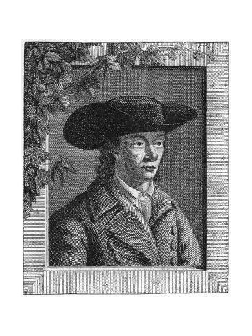 Karl Friedrich Bahrdt Stampa giclée