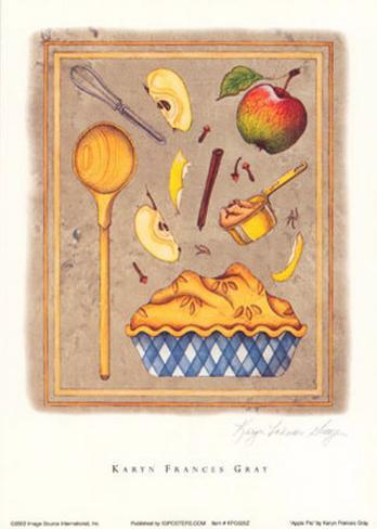 Apple Pie Taidevedos