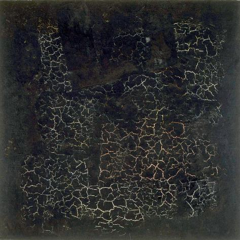 Black Square Gicléetryck