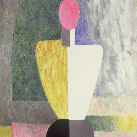 Torso, 1928-32 Gicléetryck