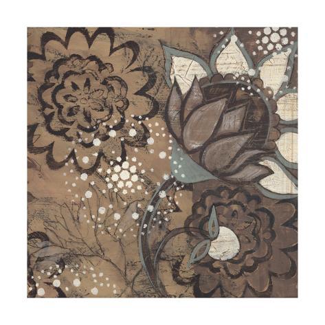Wild Mushroom II Giclee Print