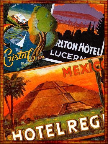 Mexico Giclee Print