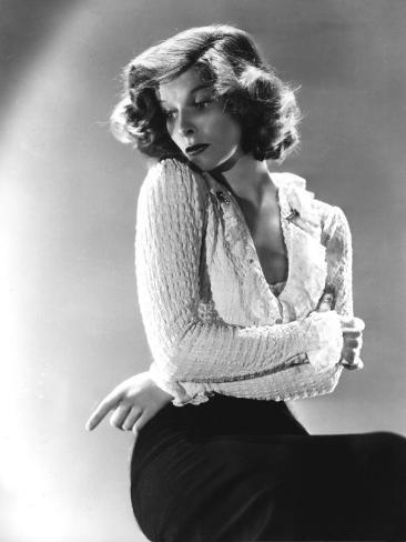 Katharine Hepburn, c.1930s Photo