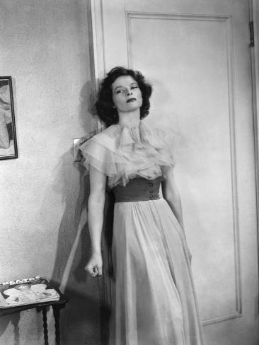 Katharine Hepburn, Stage Door, 1937 Photographic Print