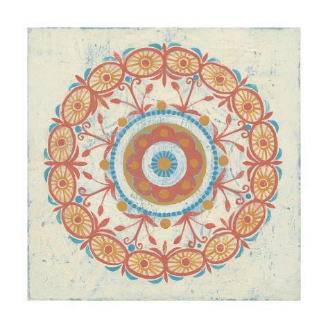 Lakai Circle I Premium Giclee Print