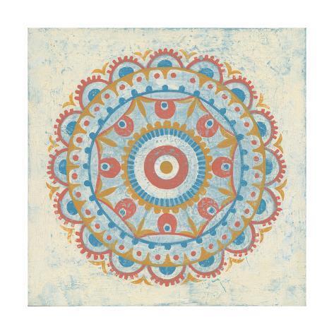 Lakai Circle VI Art Print