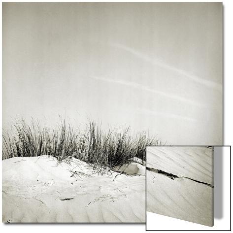Baltrum Beach, no. 11 Art on Acrylic
