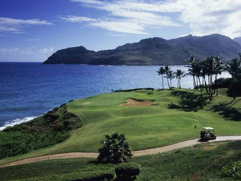 Kauai, Hawaii, USA Lámina fotográfica