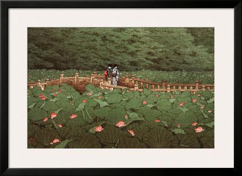 Benton Shrine Framed Art Print