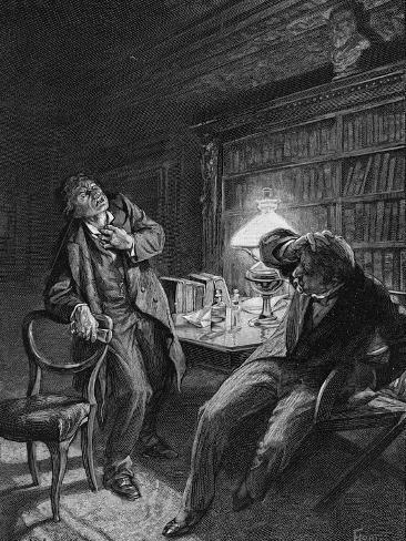 Dr. Jekyll Transforms Valokuvavedos