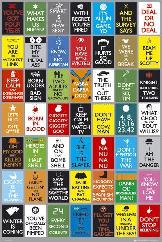 Keep Calm-TV Poster