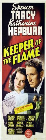Keeper of the Flame, 1942 Art Print