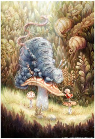 advice from a caterpillar Alice in wonderland advice from a caterpillar the caterpillar and alice looked at each other for some time in silence: at last the caterpillar.