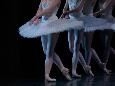 Ballet - Live Performance Photographic Print