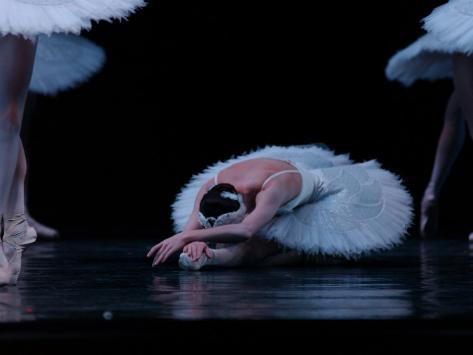 Ballet - Live Performance Photographic Print