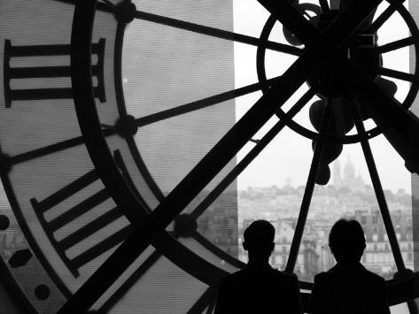 Musee D'Orsay, Paris, France Photographic Print