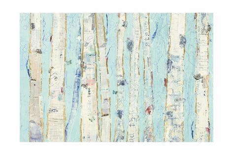 Far from Blue III Art Print