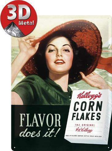 Kellogg's Flavor Does It Peltikyltti