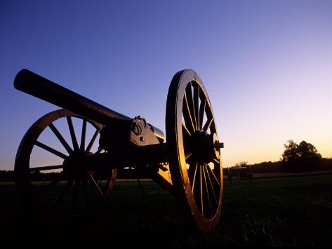 Manassas National Battlefield Park, Manassas, Virginia, USA Photographic Print