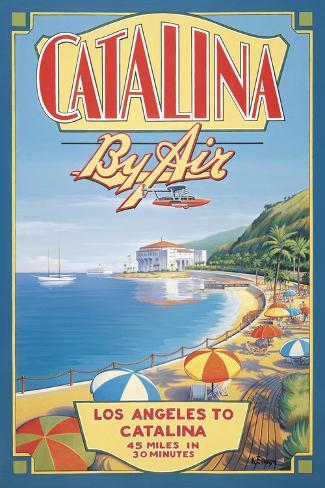 Catalina by Air Adesivo de parede