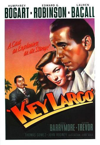 Key Largo Masterprint