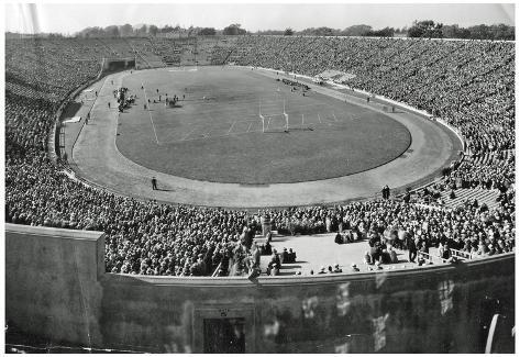 Kezar Stadium San Francisco Archival Sports Photo Poster Print Poster