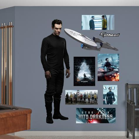 Khan: Star Trek - Into Darkness Wall Decal Wall Decal
