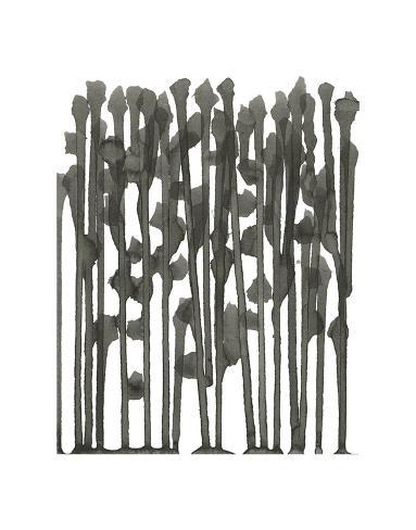 We - Minimalist Ink Series Taidevedos