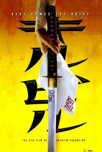 Kill Bill Vol. 1 Pôster