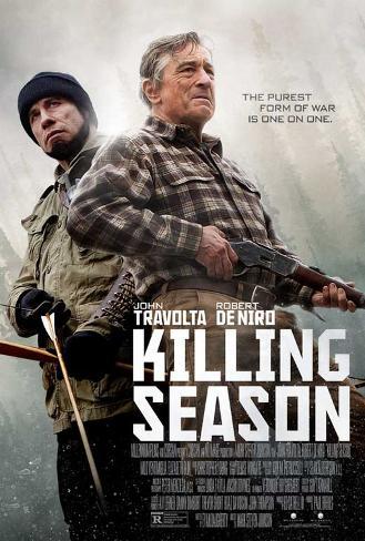 Killing Season Movie Poster Poster