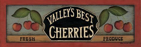 Valley's Best Art Print