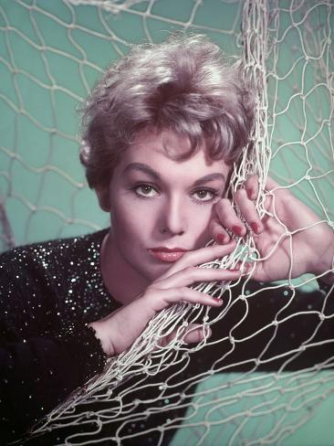 Kim Novak Photographic Print