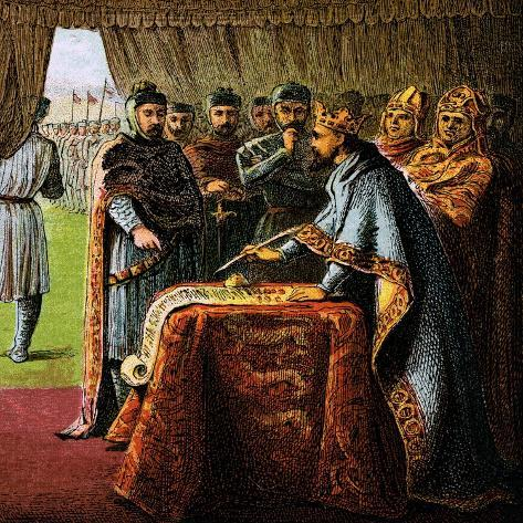 king john and the magna cart The magna carta remains relevant to human rights even today.