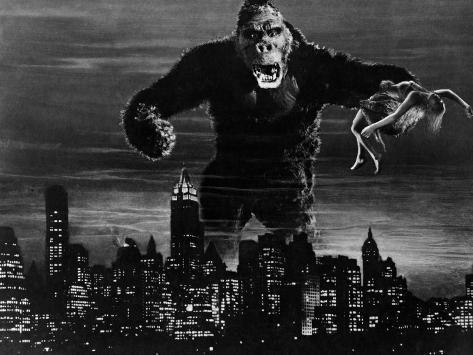 Resultado de imagen para King Kong (1933)