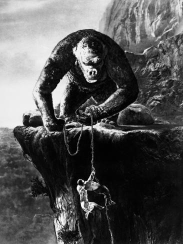 King Kong 1933 Photographic Print
