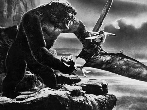 King Kong, 1933 Photographic Print