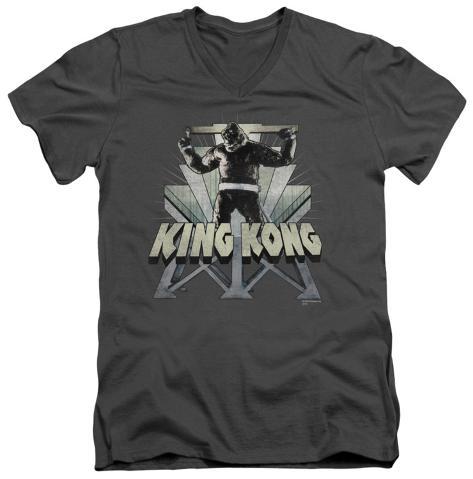 King Kong - 8th Wonder V-Neck V-Necks