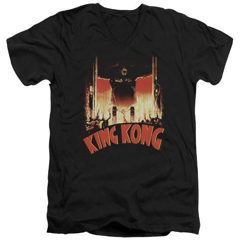 King Kong - At The Gates V-Neck V-Necks