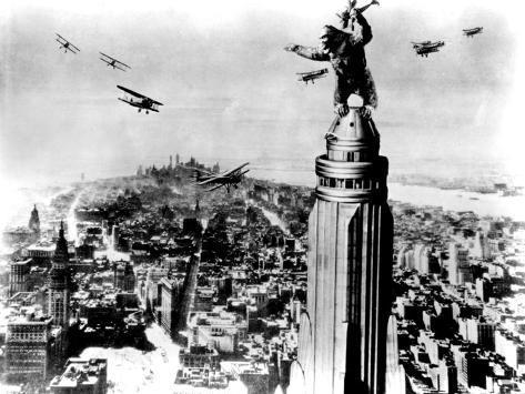 King Kong, King Kong, 1933 写真