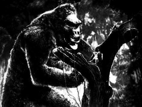 King Kong, King Kong, Fay Wray, 1933 Photo
