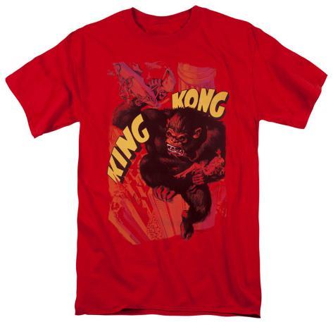 King Kong - Plane Grab T-Shirt